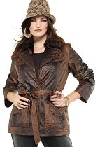 full figured fashion: jacket 15505 from aprico
