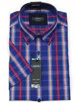 men's shirt comfort fit short sleeve 18729 from eterna