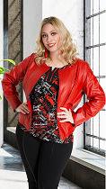 leather jacket 22852 from Chalou