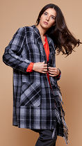 plus-size fashion: coat 23520 from Verpass